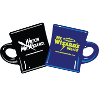 Mr. Wizard Coffee Mugs